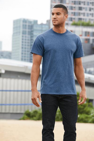 Best Wholesale T-Shirt #1: Gildan G200 Adult Ultra Cotton 6 oz. T-Shirt